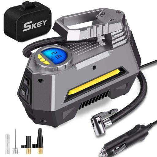 compresor para coche skey