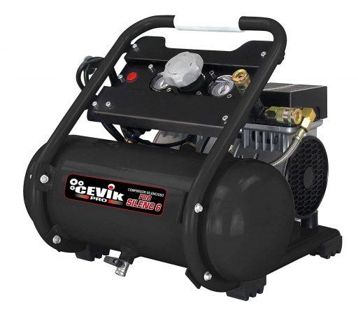 compresor-pequeño-cevik-pro-6-silent