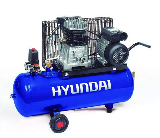 compresor de aire Hyundai HYACB50-31 monofásico